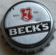 Chapa Kronkorken Cap Tappi Cerveza Beck's. Bremen, Alemania - Cerveza