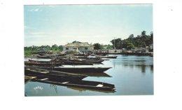 BENIN     GANVIE   RIVAGE  PIROGUES  ****     A SAISIR **** - Benin