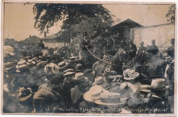 I148 - 38 - SAINT-MARCELLIN - Isère - Fête Du 20 Septembre 1908 - Cortège Ministériel - Saint-Marcellin
