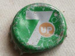 Chapa Kronkorken Cap Tappi Seven Up - Chapas Y Tapas