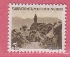 1949 ** (sans Charn., MNH, Postfrish)  Mi  284 Yv  246 ZUM  231 - Liechtenstein