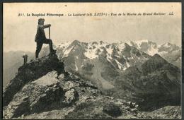 CP 05 Le Lautaret - Vue De La Roche Du Grand Galibier - France