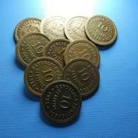 Portugal 10 Coins 10 Centavos 1925 - Coins & Banknotes