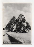 Alagna Valsesia (Vercelli) - Osservatorio Capanna Regina Margherita - Bel Timbro Rifugio Viaggiata Nel 1954 - (FDC18001) - Vercelli