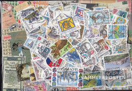 Slovakia Ab 1993 Stamps-150 Different Stamps - Slovakia