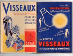 (TSF)  Carnet Pour Notes LAMPES VISSEAUX   (PPP20923) - Advertising