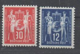 DDR , Nr 243 - 44 Postfrisch - Unused Stamps