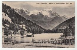 Suisse // Schweiz // Switzerland //  Valais // Champex - VS Valais