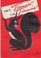 """DEPLIAN PUBBLICITARIO - """"SOLO IL TURMIX E' UN TURMIX"""" - 14,5X21 - PAGINE 8 - Reclame"""