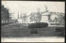 (1513) Anvers - Square Et Monument Boduognat - 1914 - Antwerpen