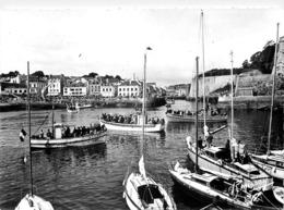 Belle Ile En Mer - Le Palais - L'Avant Port En été - éditeur R. Missey N°115 - Belle Ile En Mer