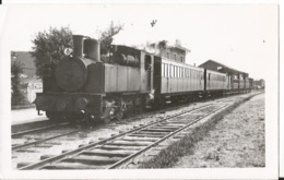 Photo - Train  -  Caen à La Mer - Trains