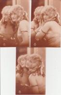 19 / 11 / 3. -  3.  CP  JEUNES  FILLES - Vrouwen