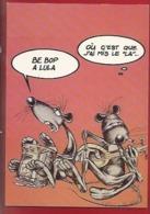 ANIMAUX - HUMOUR - SOURIS - RATS - ILLUSTRATEUR : PTILUC - 1989 -COLL. PACUSH BLUES - VENTS D'OUEST - N°2 - BE BOPA LULA - Otros