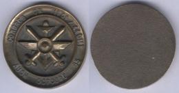 Médaille Du Congré Des Officiers De Réserve De La 11e Division Parachutiste  - 44e Division Militaire Territoriale - - Landmacht