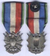 Médaille Des Vétérans De La Guerre De 1870 - 1871 - France