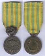 Médaille Du Corps Expéditionnaire Français En Extrême Orient - Francia