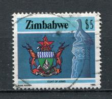Simbabwe Nr.330          O  Used               (001) - Zimbabwe (1980-...)