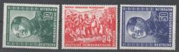 DDR , Nr 286 - 88 Postfrisch - DDR