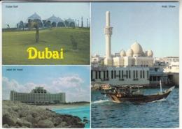 Dubai Golf Jebel ALi Hotel Arab Dhow , U.A.E. - Emirati Arabi Uniti