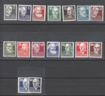 DDR , Nr 327 - 41 Postfrisch - Unused Stamps