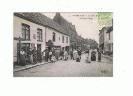 59_HOUPLINES_ La Petite Flandre Frontiere Belge - Other Municipalities