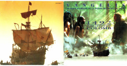 CD N°2722 - 1492 CHRISTOPHE COLOMB - CONQUEST OF PARADISE - VANGELIS - COMPILATION 12 TITRES - Filmmusik