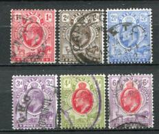 Oranje Freistaat Nr.40/5          O  Used               (007) - África Del Sur (...-1961)
