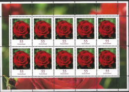 2008  Deutschland Allem. Fed. Germany Mi. 2669 **MNH Blumen : Gartenrose - BRD