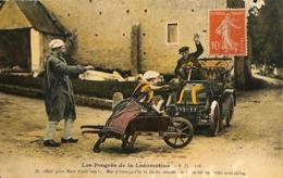 CPA - Europe - Lot De 8 Cartes Postales - Lot 55 - Postkaarten