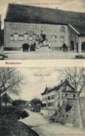 MACKWEILER-VILLA MOELINGER-SCHENKWIRTSCHAFT -PHILIPP DORMEYER-HOMMES-FEMMES-ENFANTS - Autres Communes