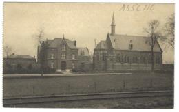 X02 - Assche - Klein-Liefdewerk Van Het H. Hart Van De Missionarissen - Voorgevel - Asse
