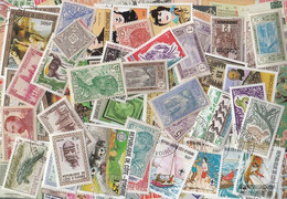 The Ivory Coast Stamps-500 Different Stamps - Ivory Coast (1960-...)
