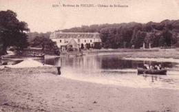 29 CLOHARS-CARNOËT Château De St Maurice ; Barques, La Laïta - Animée - Clohars-Carnoët