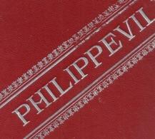 """TRES JOLI ALBUM DE """" PHILIPPEVILLE - SKIKDA  """" -- CE SONT DES PHOTOS PAS DES CARTES POSTALES - Skikda (Philippeville)"""