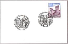 PUERTA DE AVILA De BARCELONA. Feria Intern. De Muestras. Barcelona 1983 - Monumentos