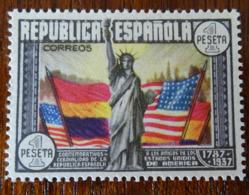 &132& ESPAÑA, SPAIN EDIFIL 763, MICHEL 712, YVERT 622 MNH**. - 1931-50 Ungebraucht