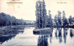 Les Etangs D'Auderghem (L L Cachet Phototypie Lagaert 1906) - Auderghem - Oudergem