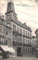 Dinant S Meuse - L'Hôtel De La Tête D'Or (animée, Boulangerie 1912) - Dinant