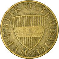 Monnaie, Autriche, 50 Groschen, 1967, TTB, Aluminum-Bronze, KM:2885 - Austria