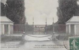 CPA De BRIE-COMTE -ROBERT   Chateau De Grobois - Brie Comte Robert