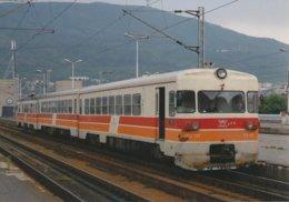 Skopje (Macedoine)  Autorail 712 107/108 - Trains