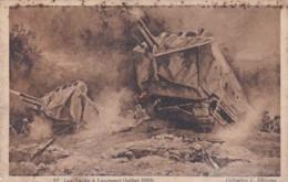 240288Les Tanks à Longpont (juillet 1918)(multiple Défaut) - Materiaal