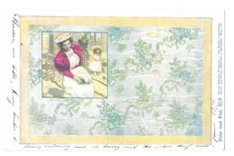 CPA ART NOUVEAU PHILIPP & KRAMER SERIE XI 3 HAMPEL - Illustrateurs & Photographes
