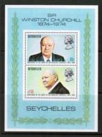SEYCHELLES  Scott # 321-2a** VF MINT NH INCLUDING Souvenir Sheet (SS-415) - Seychelles (...-1976)