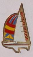 Pin's BATEAU 043 BATON ROUGE - Barche