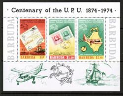 BARBUDA  Scott # 167-9a** VF MINT NH INCLUDING Souvenir Sheet (SS-417) - Antigua & Barbuda (...-1981)