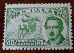 &88& ESPAÑA, SPAIN EDIFIL 990, MICHEL 928, YVERT PA 229 MNH**. SEE PICTURES...AIRPLANE, AVION. - Ungebraucht
