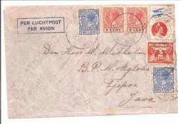 Luchtpost Zutphen 21.2.34>Tjepoe 1-Langebalk 3.3.34 - Luftpost