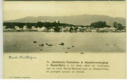 INDONESIA - BANDA ISLANDS - FORT BELGICA - EDIT G.F. LANTZIUS - 1900s (BG5232) - Indonesia